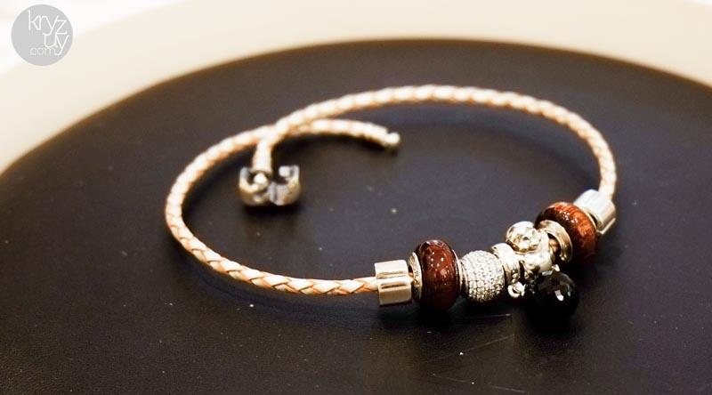 Old Pandora Bracelet