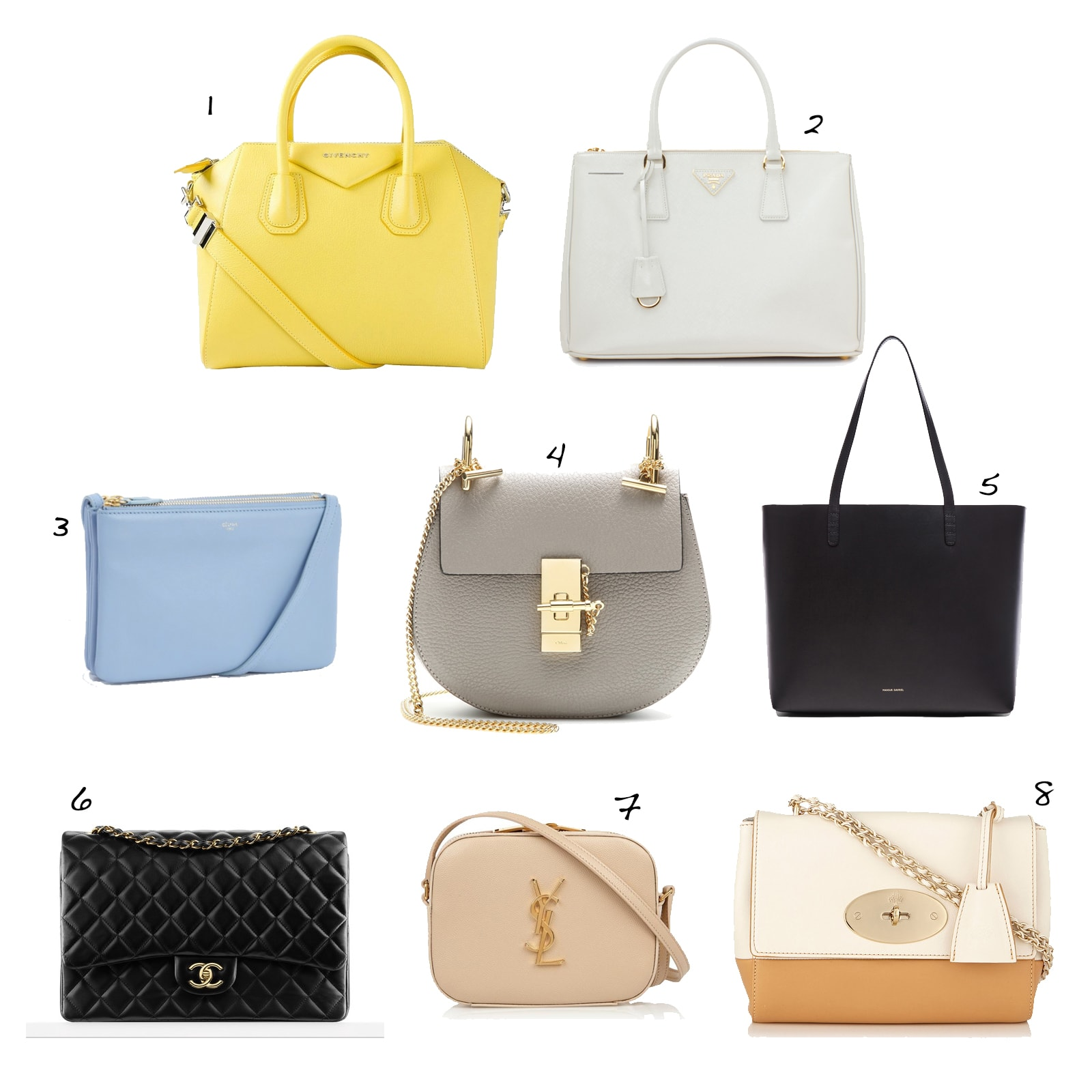 How to invest a designer bag