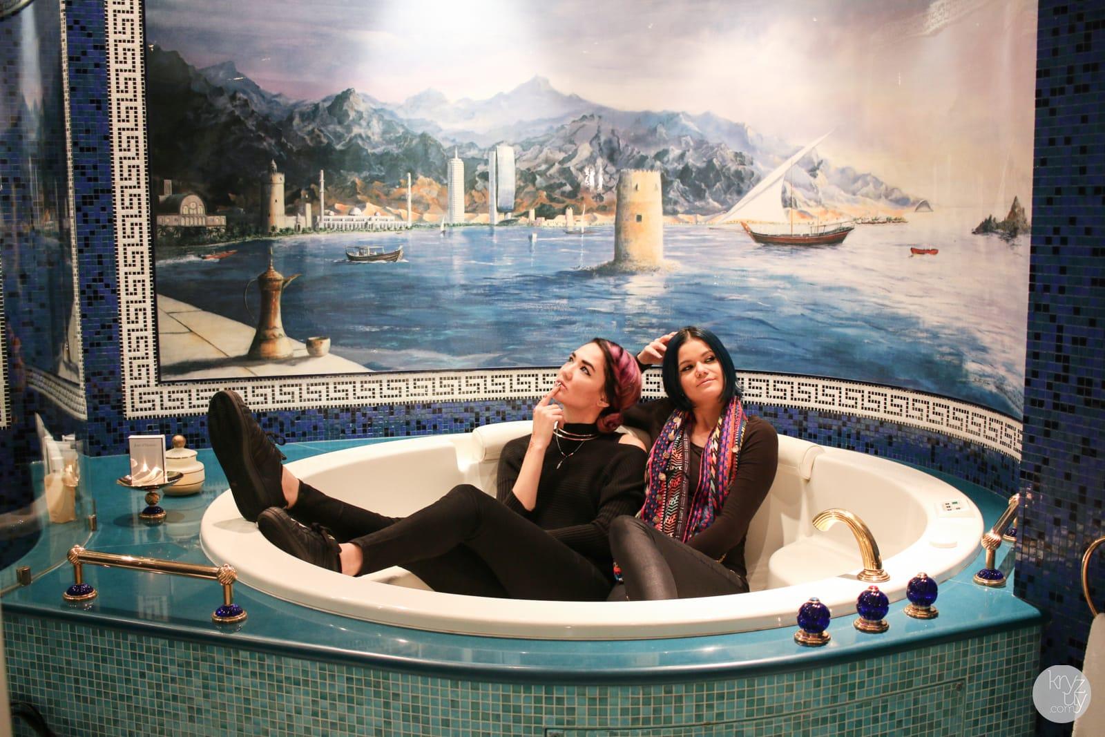 Inside The 7 Star Hotel Burj Al Arab Thirstythought