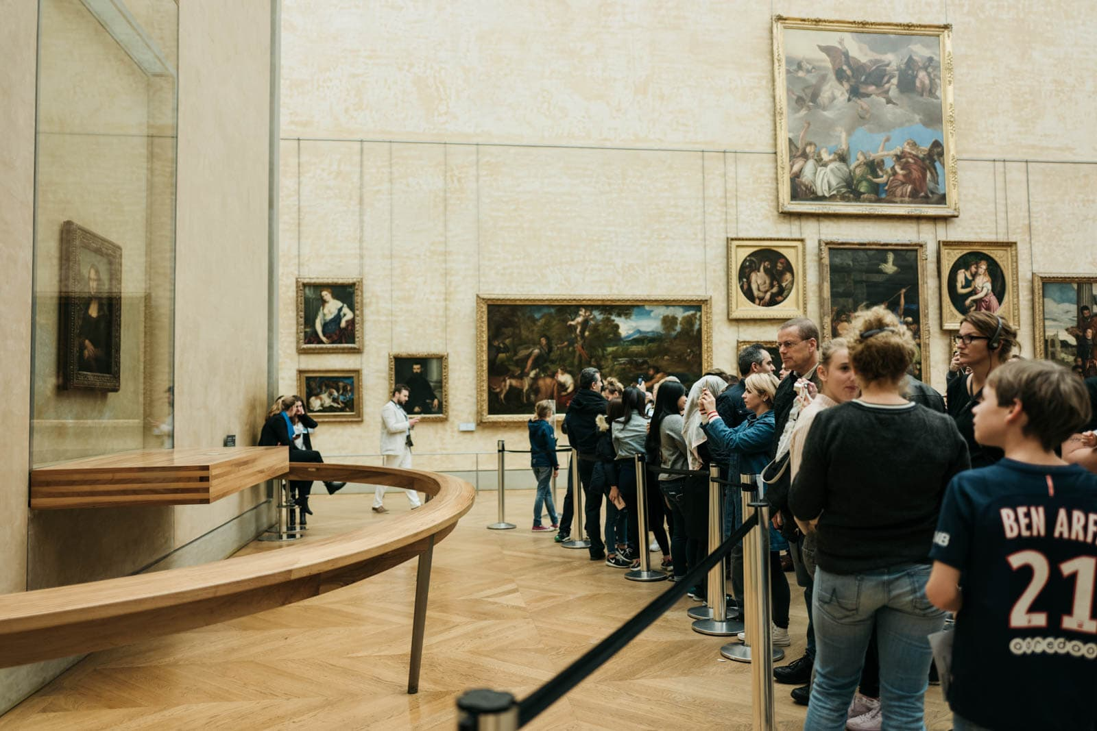 Une visite au louvre online roulette with webcams