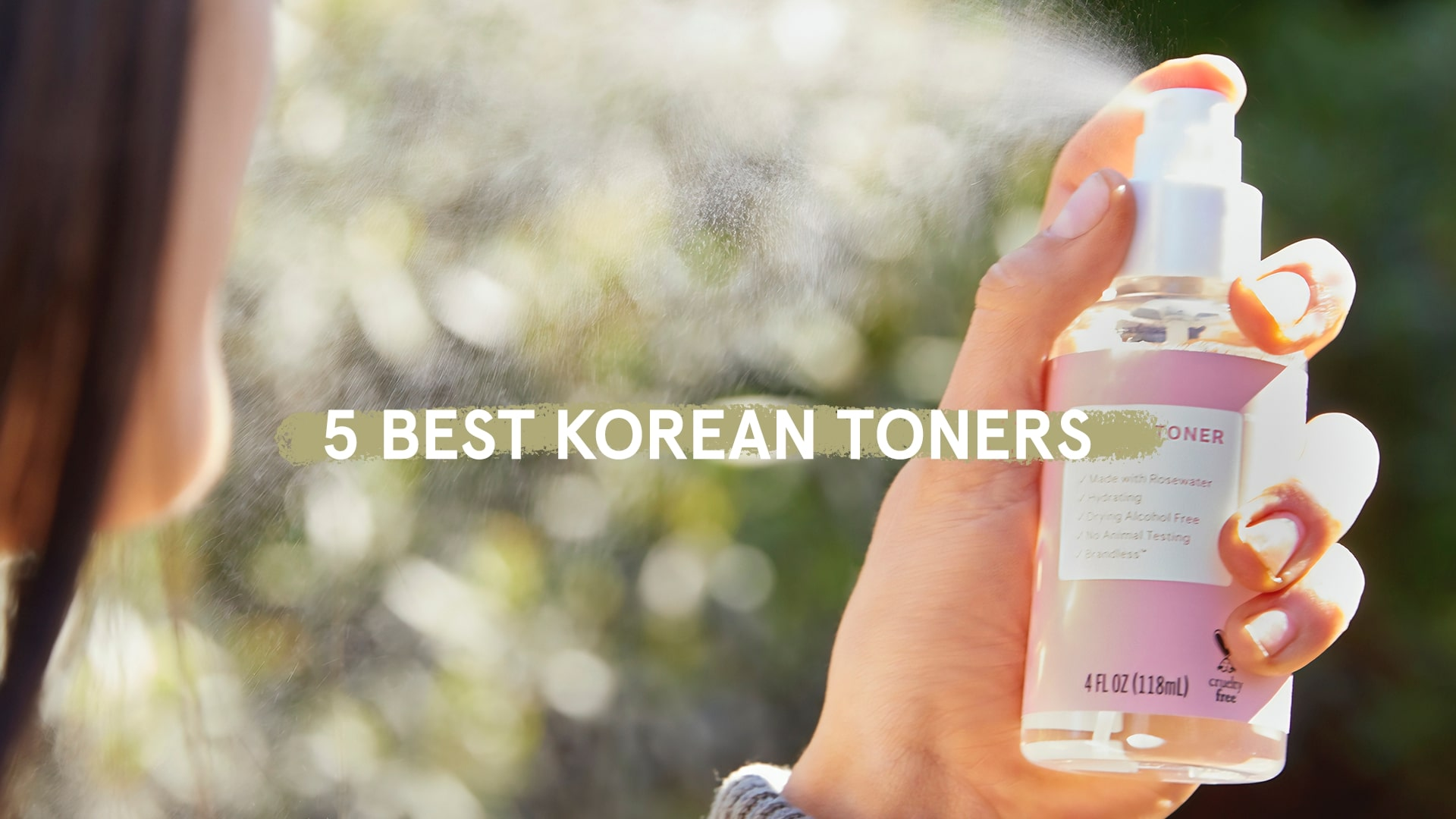 10 Best Korean Toners For Dry Oily And Acne Prone Skin