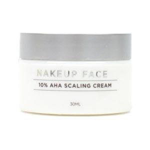 NAKEUP FACE 10_ AHA Scaling Cream