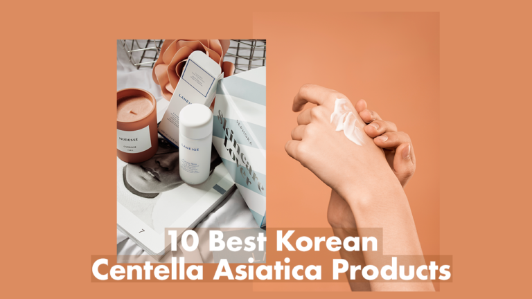 Best-Korean-Centella-Asiatica-Products