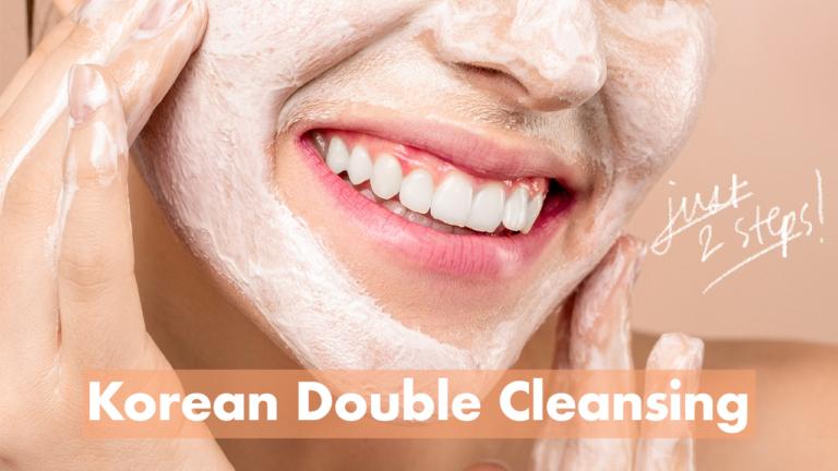 Korean-Double-Cleansing-Method