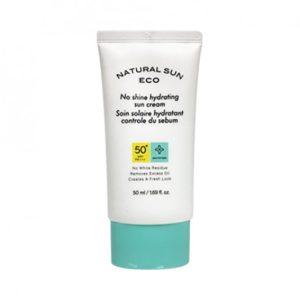 The Face Shop Natural Sun Eco No Shine Hydrating Sun Cream SPF50+ PA+++