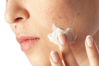 skin-care-applying-on-face