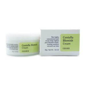 COSRX-Centella-Blemish-Cream-package