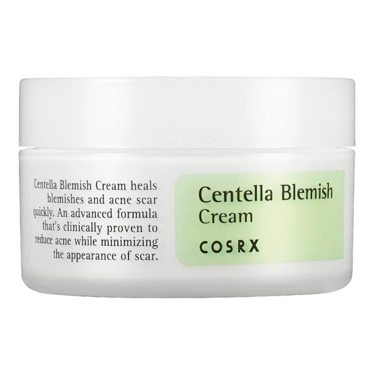COSRX-Centella-Blemish-Cream-review