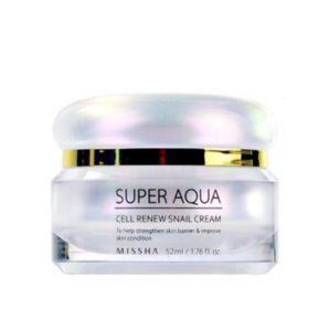 MISSHA-Super-Aqua-Cell-Renew-Snail-Cream