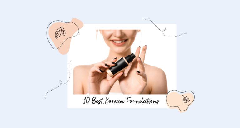 10 Best Korean Foundations