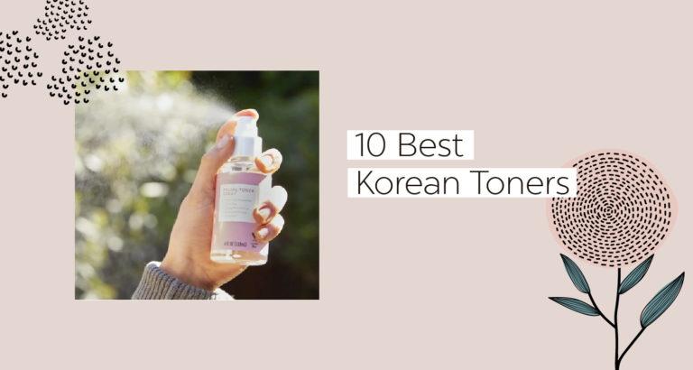 10 Best Korean Toners