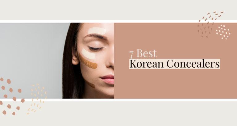 7 Best Korean Concealers