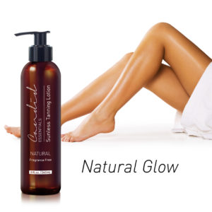 Candid Essentials Natural Sunless Tanning Lotion