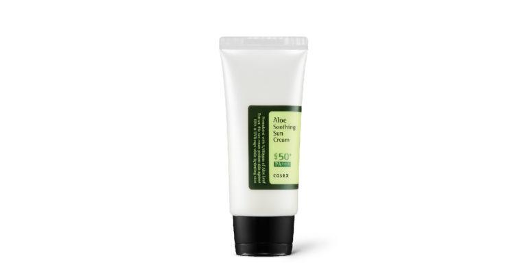 Cosrx Aloe Soothing Sun Cream - Featured Image