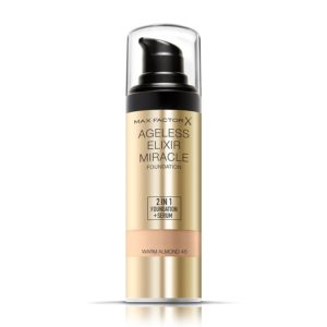 Max Factor Ageless Elixir Miracle 2-in-1 Foundation and Serum