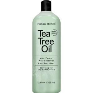 Natural Riches Antifungal Tea Tree Oil Body Wash
