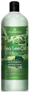 Stellar Naturals Antifungal Tea Tree Oil Body Wash