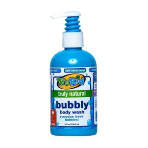 TruKid Truly Natural Bubbly Body Wash