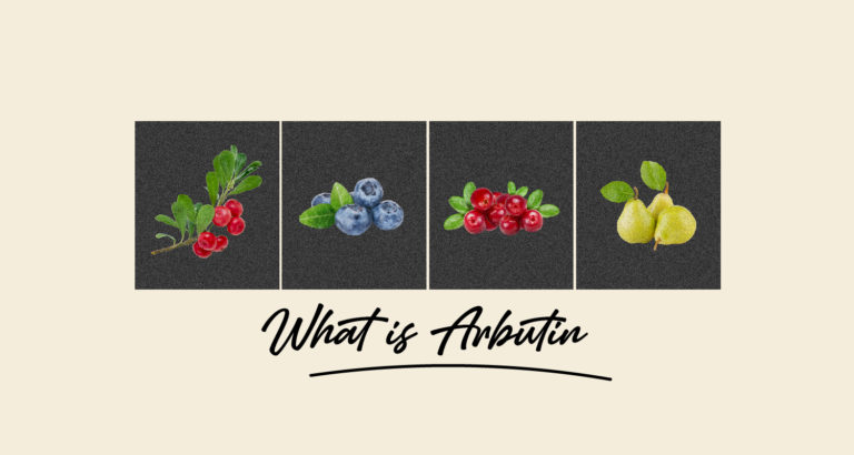What is Arbutin