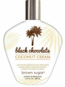Brown Sugar Black Chocolate Coconut Cream 200X Bronzer