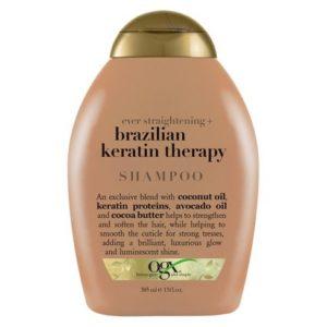 OGX Ever-straightening + Brazilian Keratin Therapy Shampoo