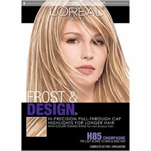 L'Oreal Frost & Design Pull-Through Cap Highlights