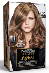 L'Oreal Paris Superior Preference Brush on Glam Highlights