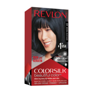 Revlon Colorsilk Beautiful Color Natural Blue Black