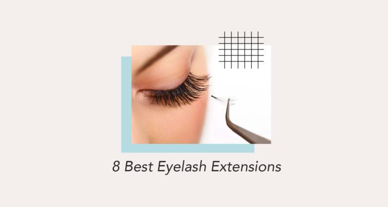 8 Best Eyelash Extensions