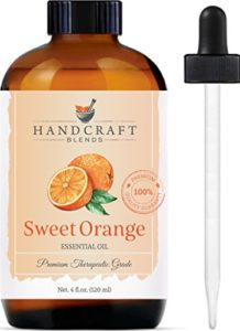 Handcraft Sweet Orange Essential Oil