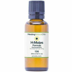 Healing Naturals H-Moles Formula