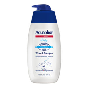 Aquaphor Baby Wash & Shampoo