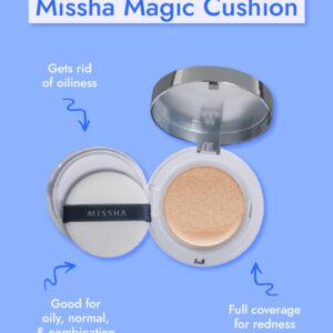 Missha Cushion Review