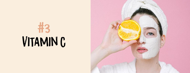 #3 Vitamin C