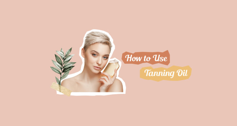 How to Use Tanning Oil
