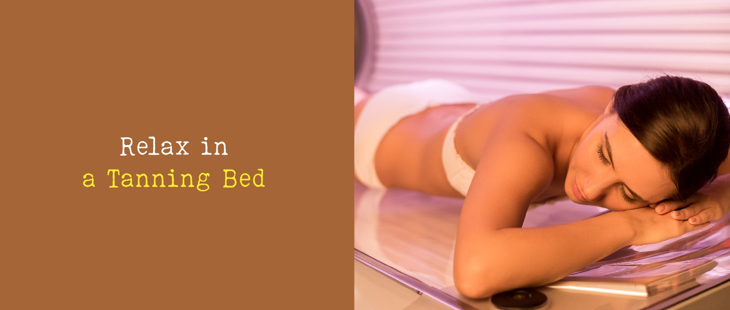 9. Tanning Bed