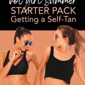Tips When Tanning Before Vacation