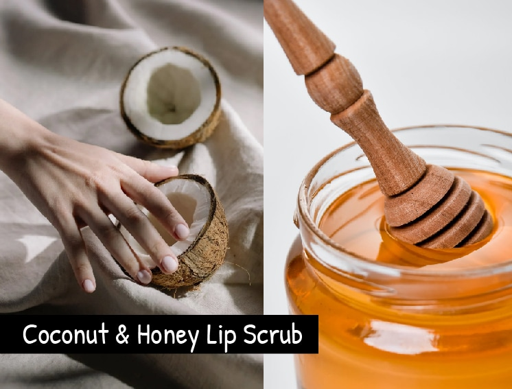 1. Coconut and Honey
