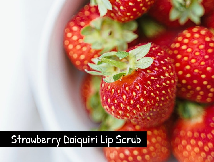 11. Strawberry Daiquiri