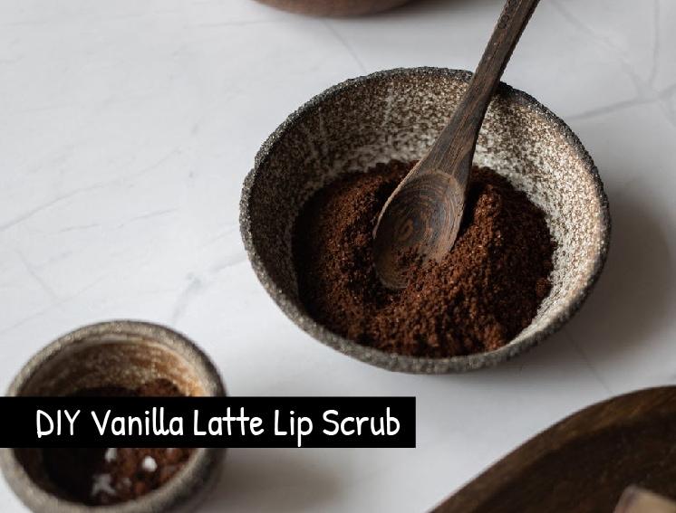 14. DIY Vanilla Latte