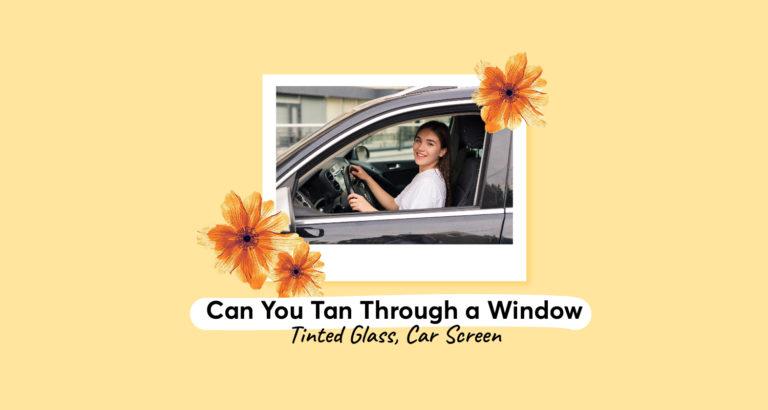 Can You Tan Through a Window