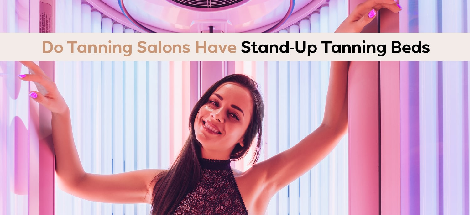 Do Salons Have Stand-Up Beds