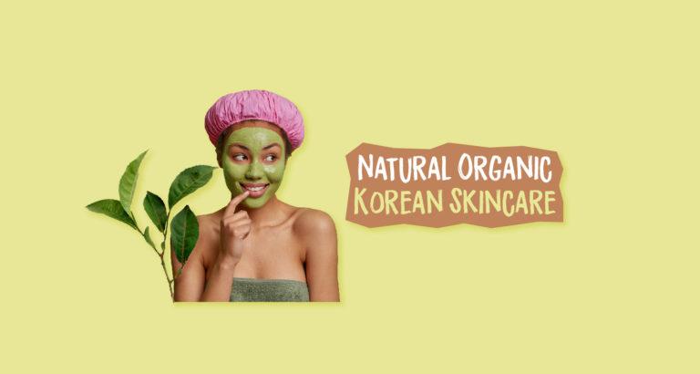 Natural Organic Korean Skincare