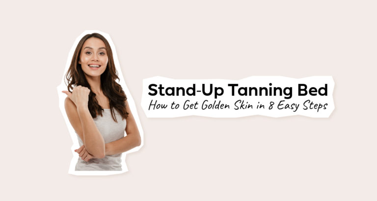 Stand-Up Tanning Bed