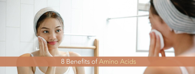 8 Benefits