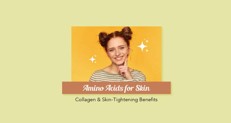 Amino Acids for Skin
