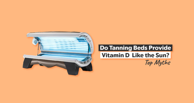 Do Tanning Beds Provide Vitamin D