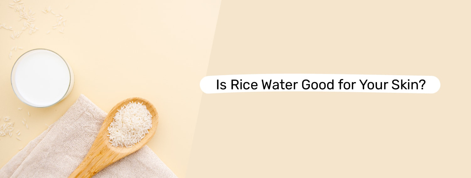 Is Rice Water Good