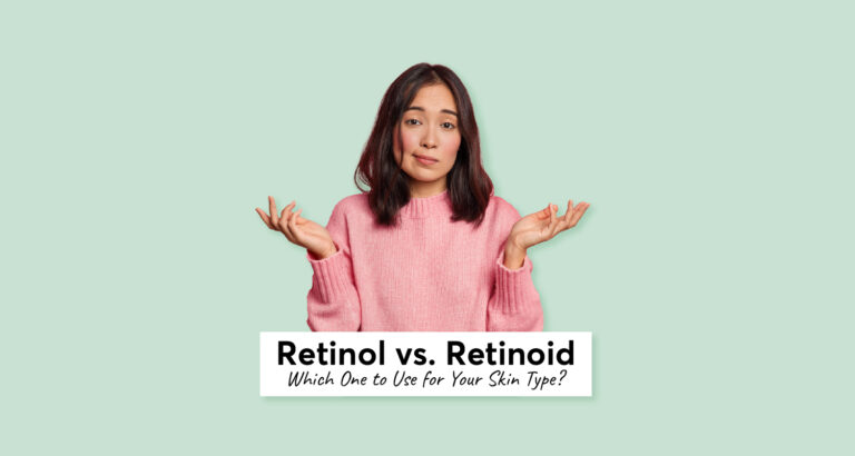 Retinol vs. Retinoid