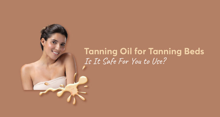 Tanning Oil for Tanning Beds